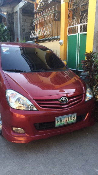 toyota innova E photo