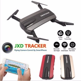 JXD 523 MINI RC SELFIE DRONE WITH WIFI QUADCOPTER photo
