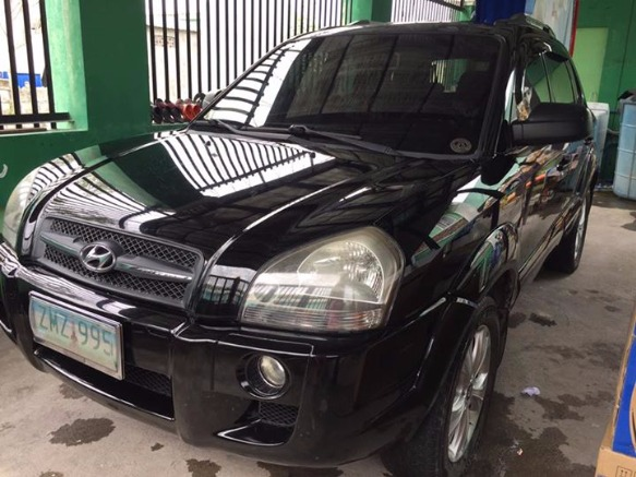 2nd Hand Hyundai Tucson CRDI 2008 photo