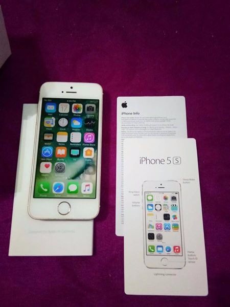 iphone 5s 32gb(FU) photo