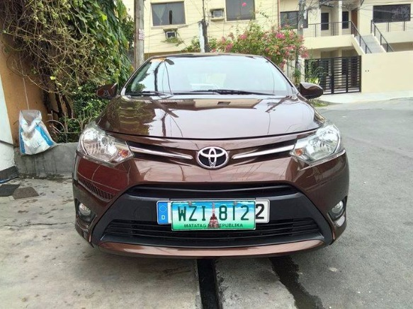 2013 Toyota Vios 1.3 E photo