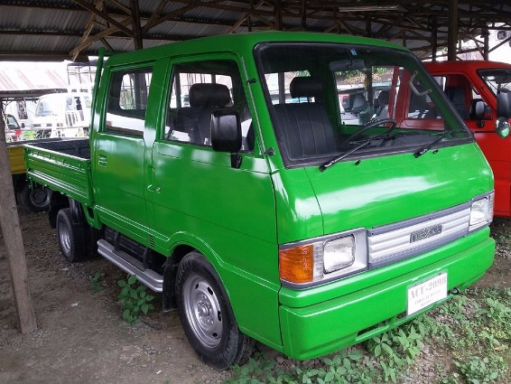 Mazda Bongo Double Cab photo