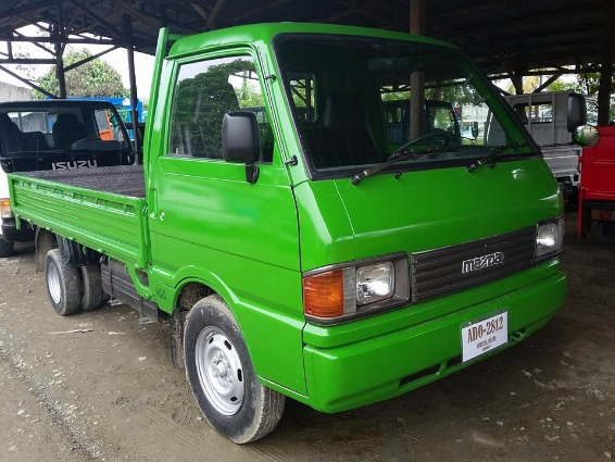 Mazda Bongo R2 10 ft. photo