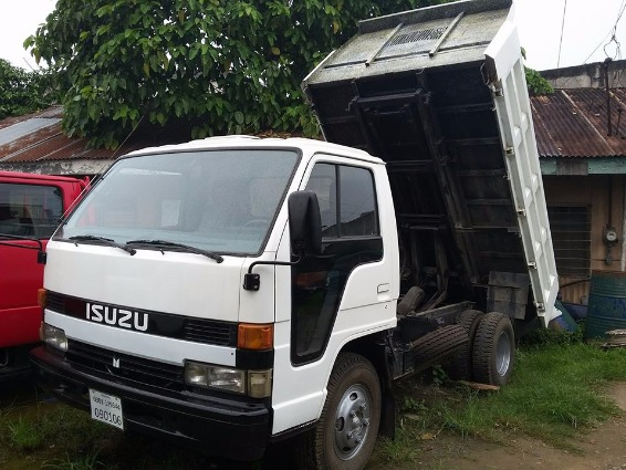 ISUZU Elf Minidump Wide 4HF1 photo