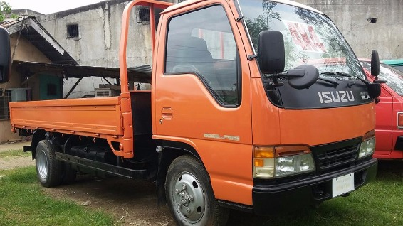 ISUZU Elf 4WD photo