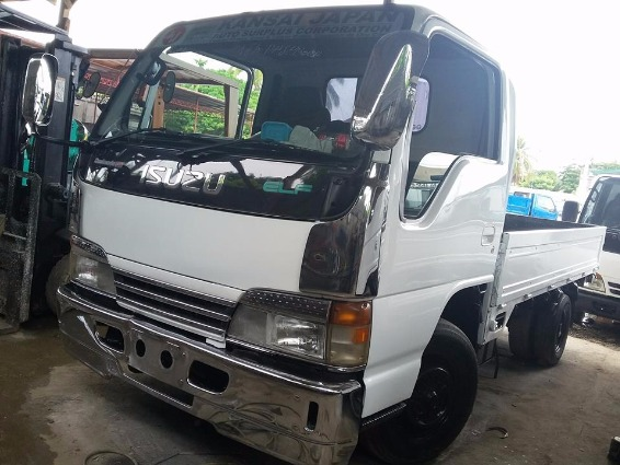 Isuzu Elf 4HF1 10ft. Dropside photo