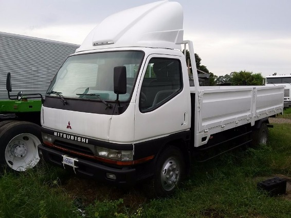 Mitsubishi Canter 4D34 Turbo 14ft. Dropside photo