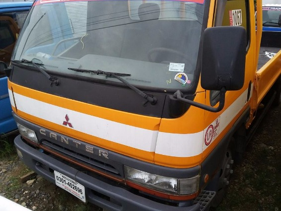 Mitsubishi CANTER 14 Ft. 4D33 photo