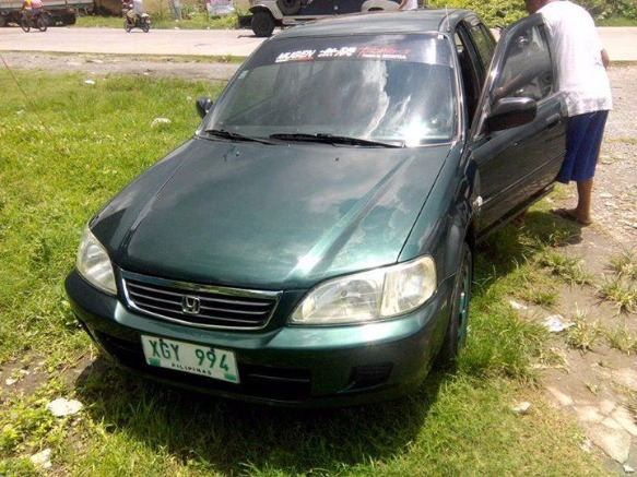 Honda city Type z 2003 model photo