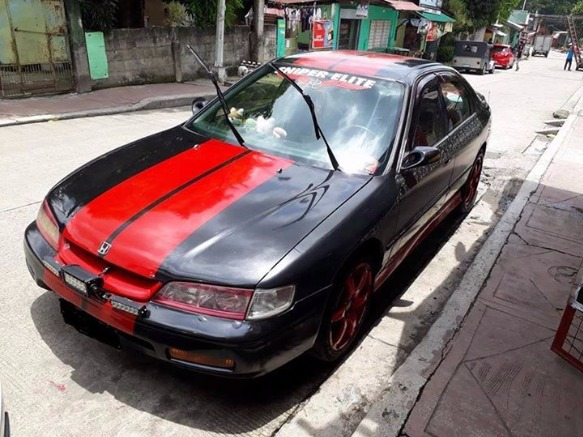 Honda Accord 95 MT MODIFIED photo