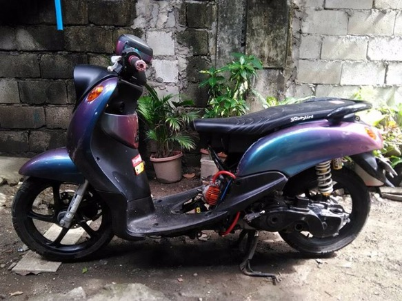 Yamaha fino 2013 model photo