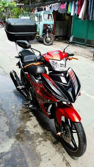 Yamaha Sniper 150 with Accesories photo