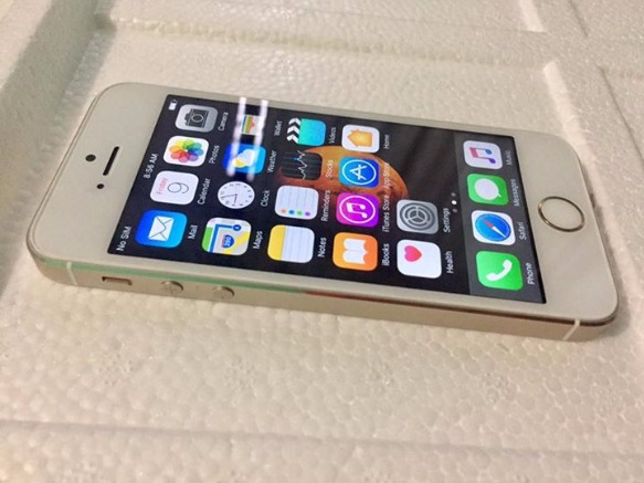IPHONE 5S GOLD 16 GB photo