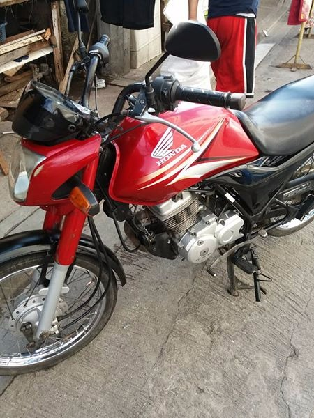 HONDA TMX SUPREMO 150 photo