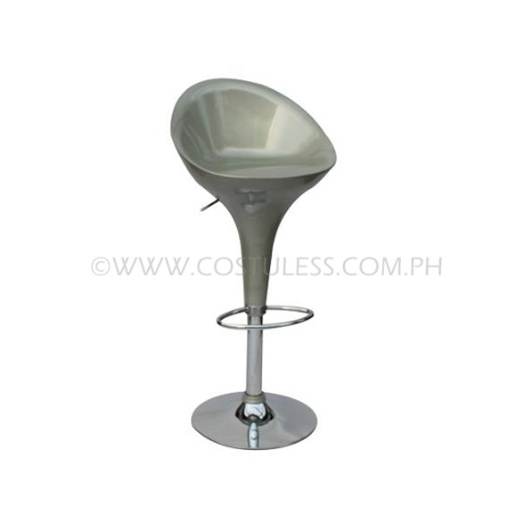 bar chair in stylish design photo