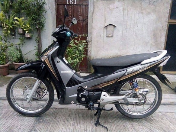 Honda wave i 125 photo