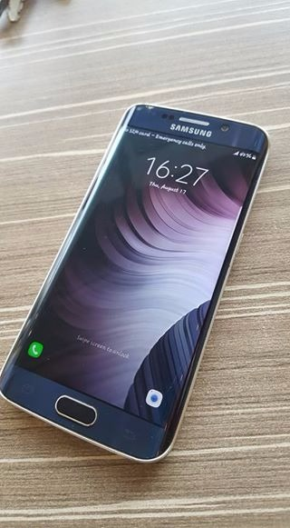 Samsung Galaxy S6 Edge 64GB photo