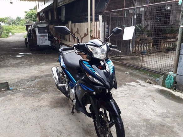 Yamaha Sniper MX 135 REGISTERED photo