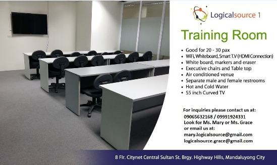 Training - Seminar and Function Room for Lease photo