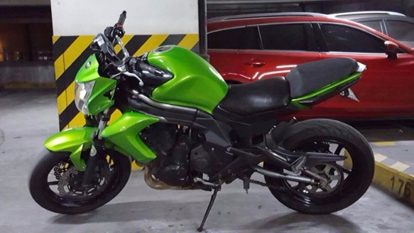 2012 Kawasaki Ninja ER6N Manual Transmission photo