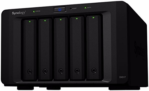 BRANDNEW SYNOLOGY NAS DX517 photo