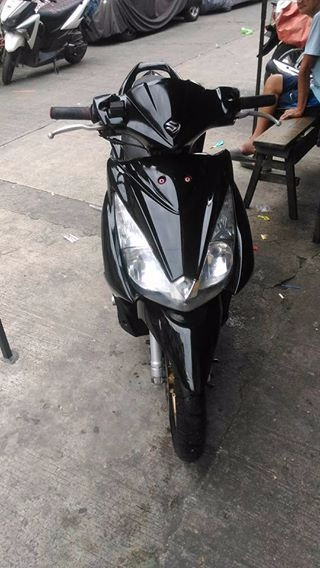 Suzuki skydrive 125cc 2012 model photo