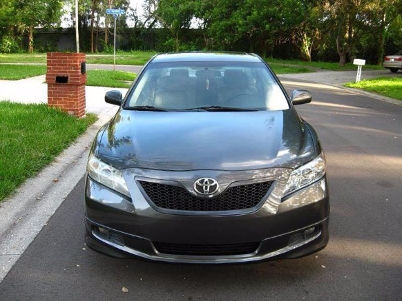 2008 Toyota Camry LE photo