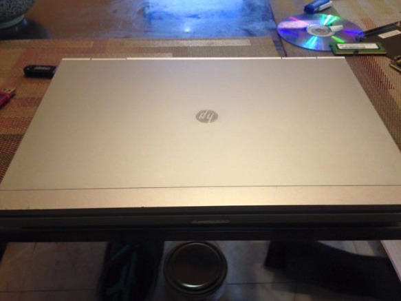 HP Elitebook 2560P Corei7 2nd Generation 500gb 8gb Laptop photo