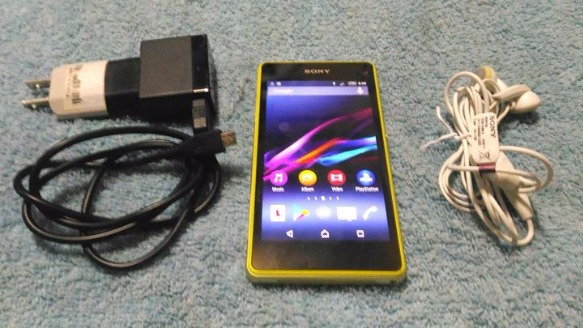 Sony Xperia Z1 Compact (negotiable) photo