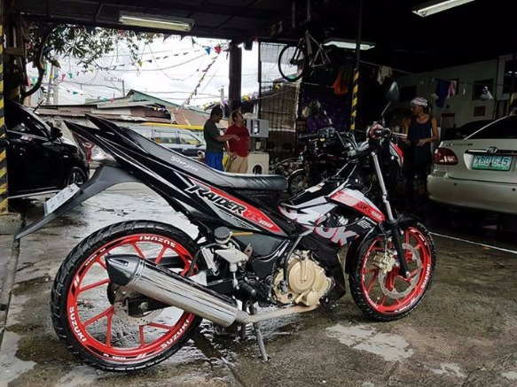 Suzuki Motorcycle Parts Caloocan