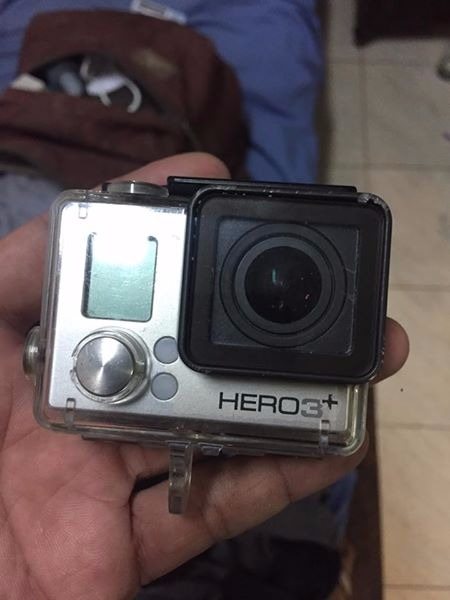 go pro hero 3+ photo