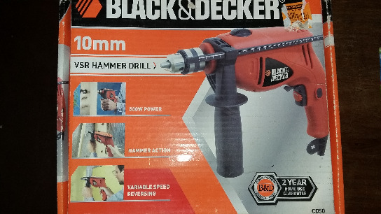 Hammer Drill photo
