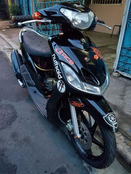 Yamaha mio sporty 2012 acquired photo