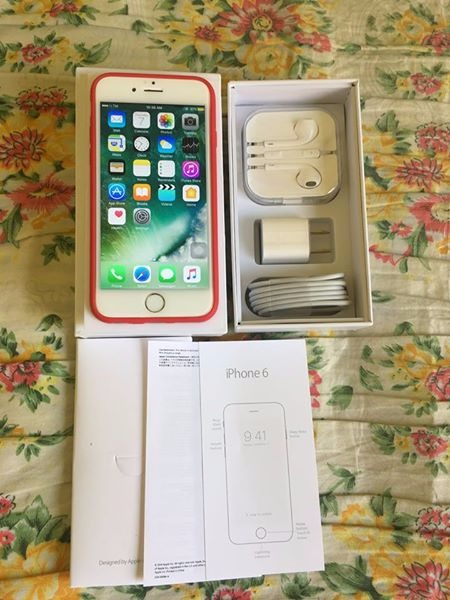 Apple iPhone 6 64GB Gold Openline Complete photo