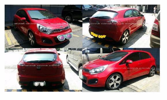 KIA RIO 5Door HB 2012 Rush Sale P290K nego photo