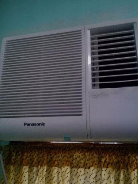 Panasonic .6 hp aircon photo