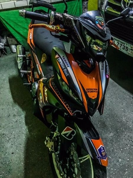 Yamaha sniper mx 2014 photo