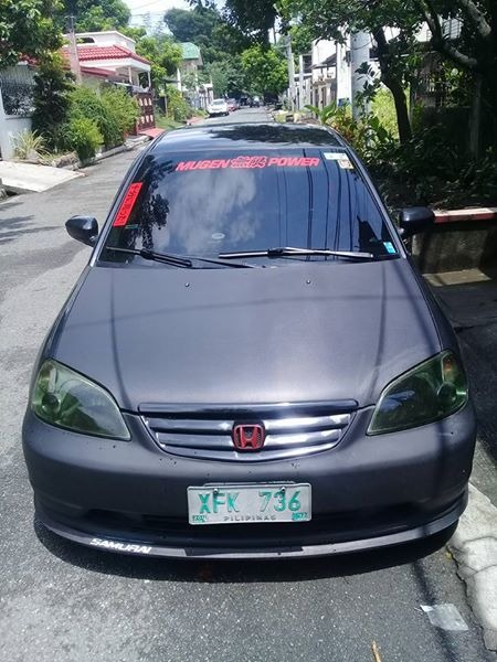 2002 Honda Civic lxi photo