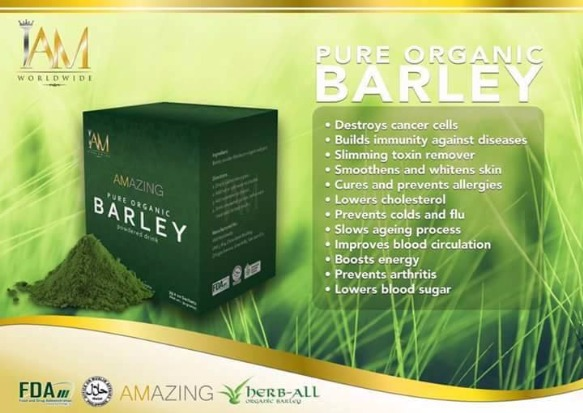 AMazing Pure Organic Barley photo