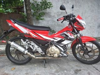 Suzuki Raider 150 R photo