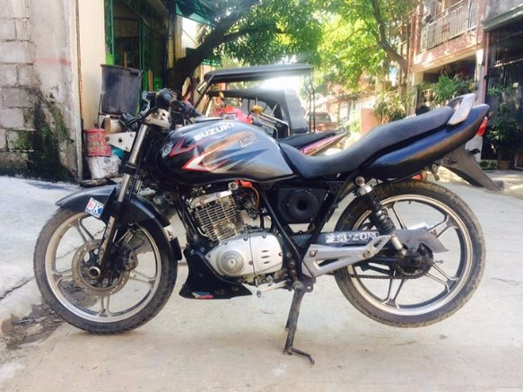 suzuki thunder 125cc model 2010 photo