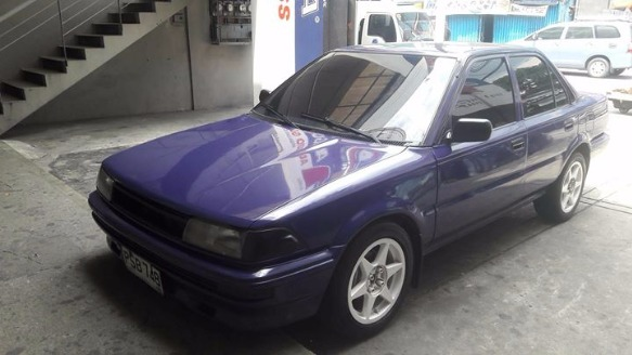 Toyota corolla SB 1990 photo