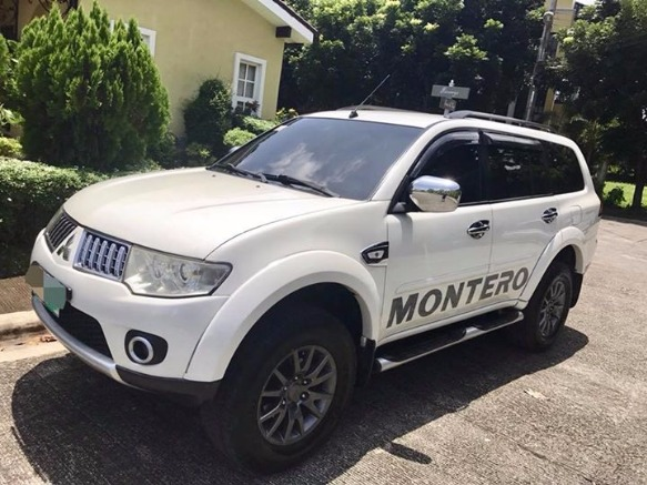 Mitsubishi Montero 2012 GLS V Paddle shift a/t photo