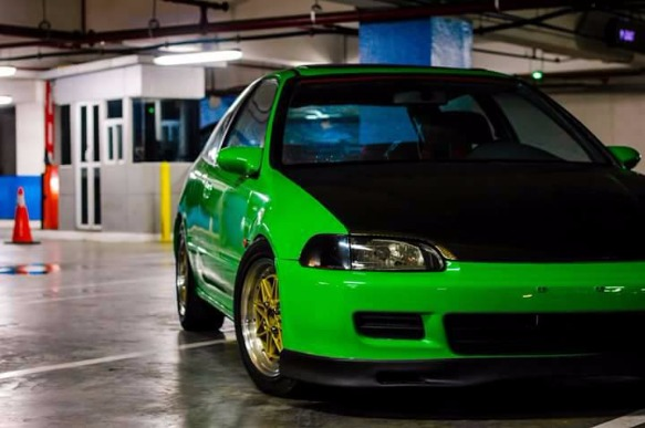 Honda Hatchback EG Civic Hatch Spoon photo