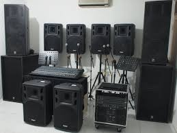 Sound System and Lights Php3500 For Rent Quezon City, Metro Manila Area photo