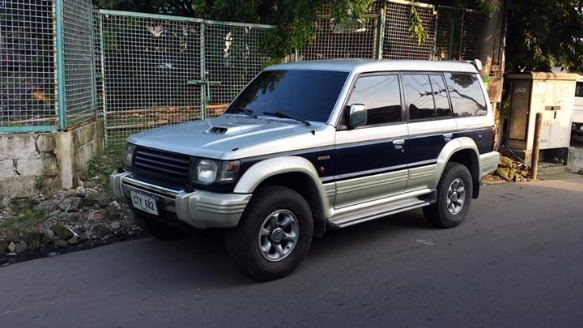 Mitsubishi pajero 2.8 2001 Price 180k photo