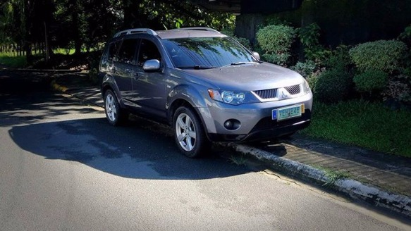 mitsubishi outlander  2008  Price 250k photo
