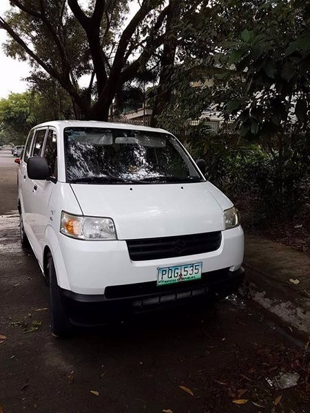 Suzuki apv 2011 Price 200k photo