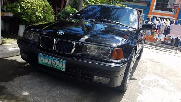 1997 BMW E36 316i Price 100k photo