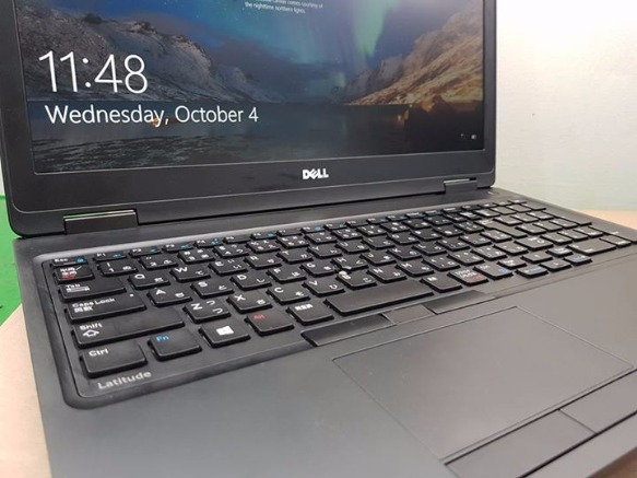DELL LATITUDE 5580 photo